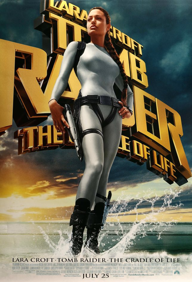 Tomb Raider: The Cradle of Life (2003)