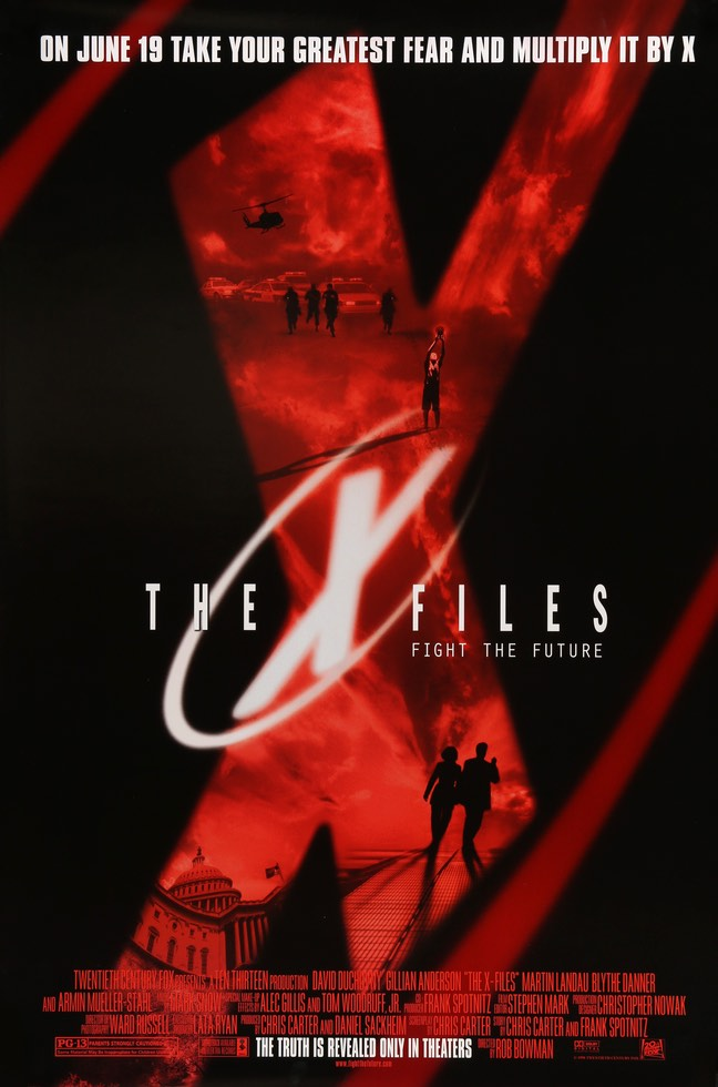 X-Files: Fight the Future (1998)