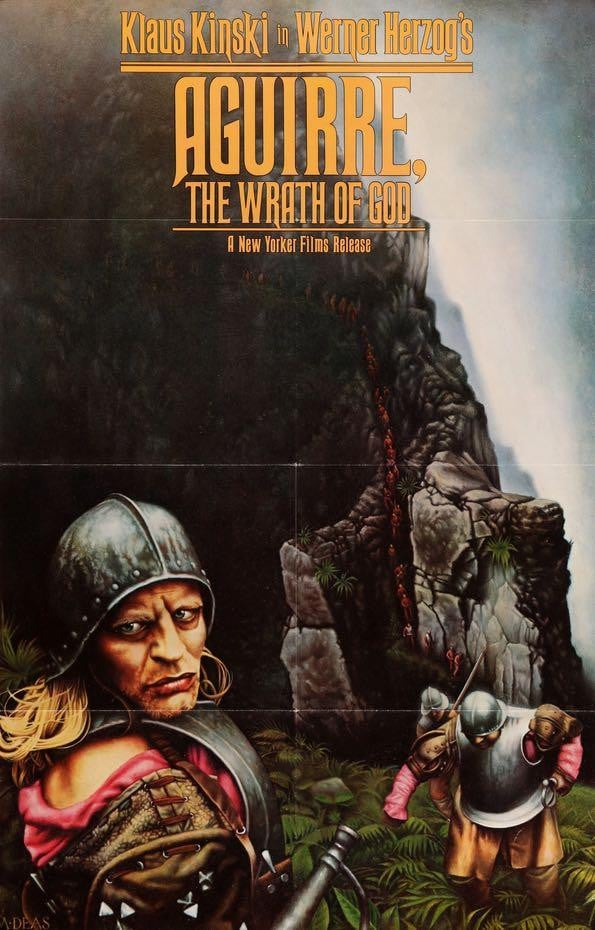 Aguirre, the Wrath of God (1972)