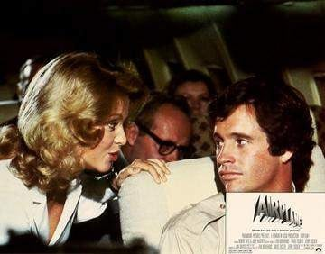 Airplane (1980) Lobby Card