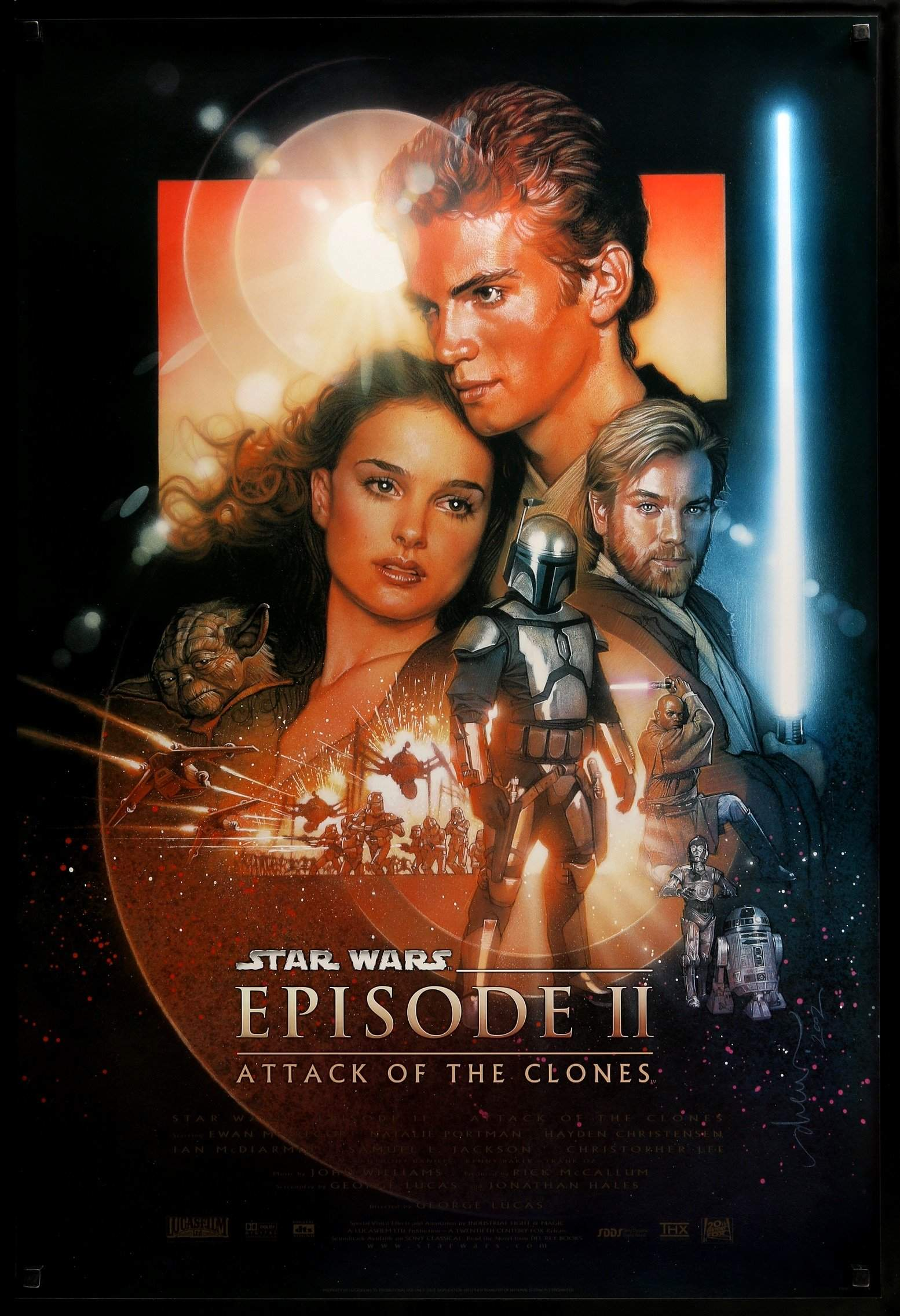 Image result for star wars attack official movie posters