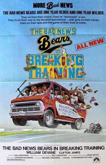 Bad News Bears in Breaking Training (1977)
