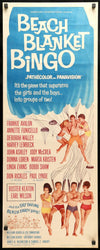 Beach Blanket Bingo (1965)-Original Film Art - Vintage Movie Posters