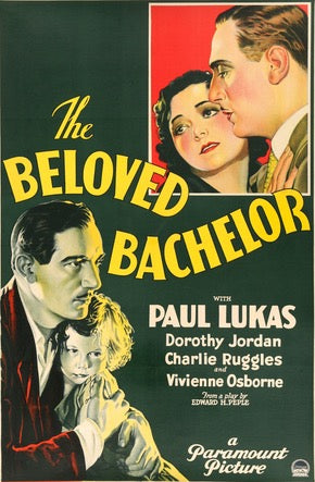 Beloved Bachelor (1931)
