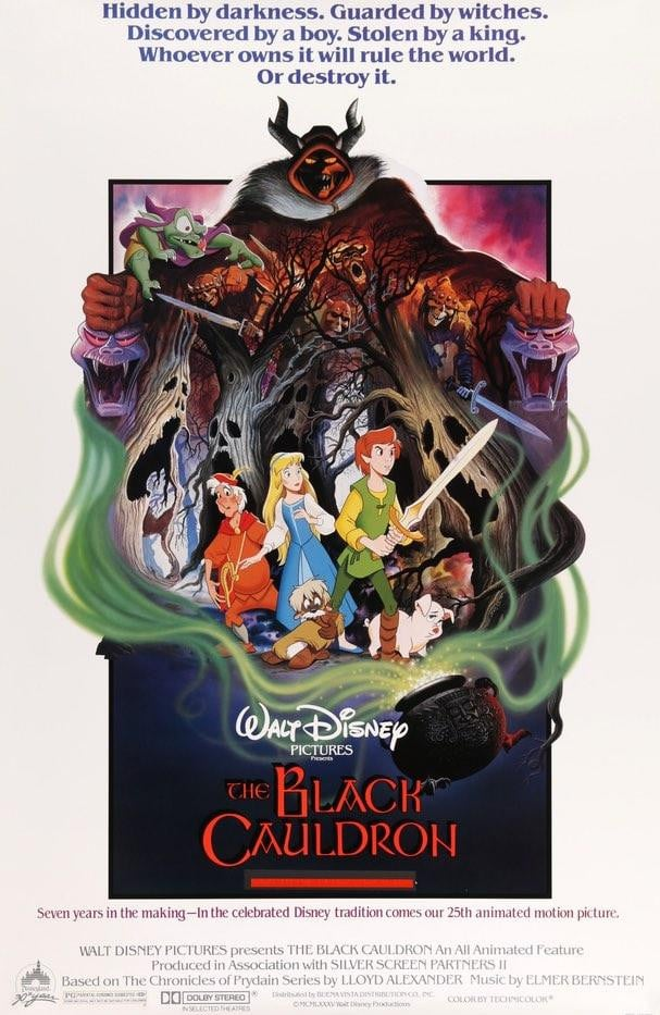 Black Cauldron (1985)