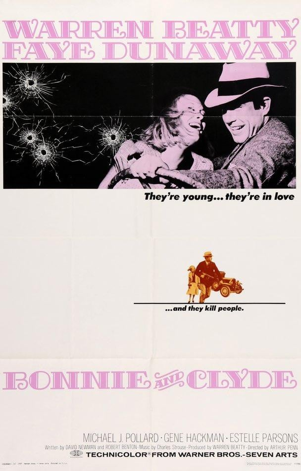 Bonnie and Clyde (1967)