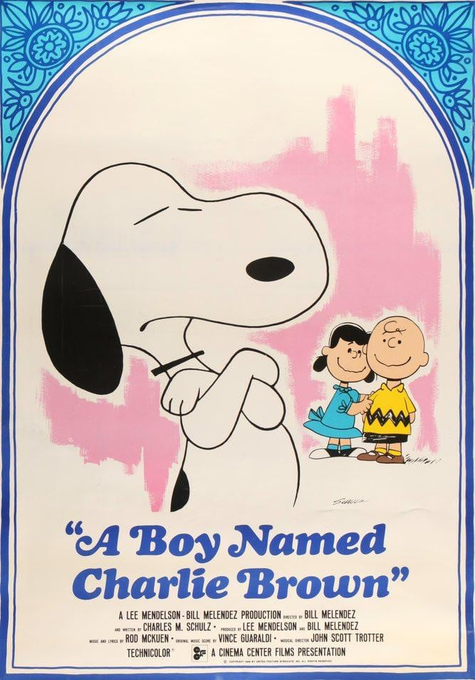 Boy Named Charlie Brown (1969)
