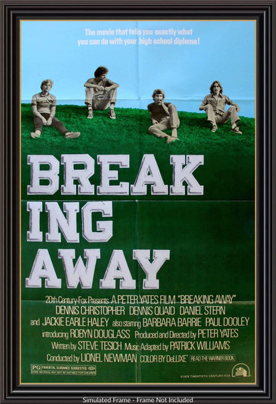 Breaking Away (1979)-Original Film Art - Vintage Movie Posters