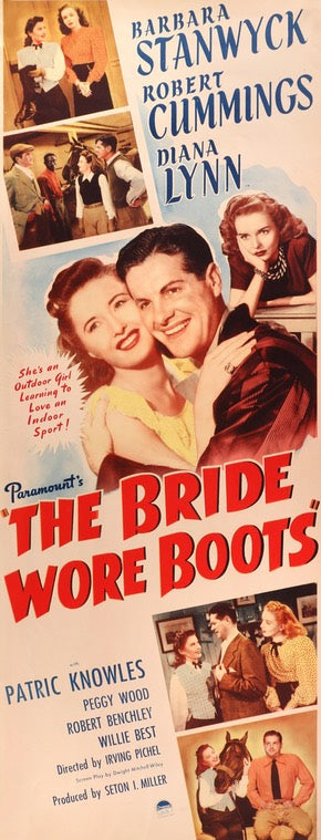 Bride Wore Boots (1946)