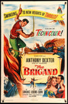 Brigand (1952)-Original Film Art - Vintage Movie Posters