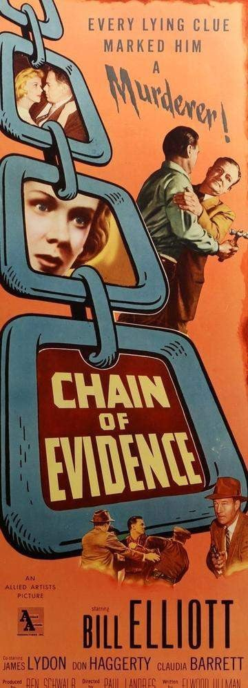 Chain of Evidence (1956)