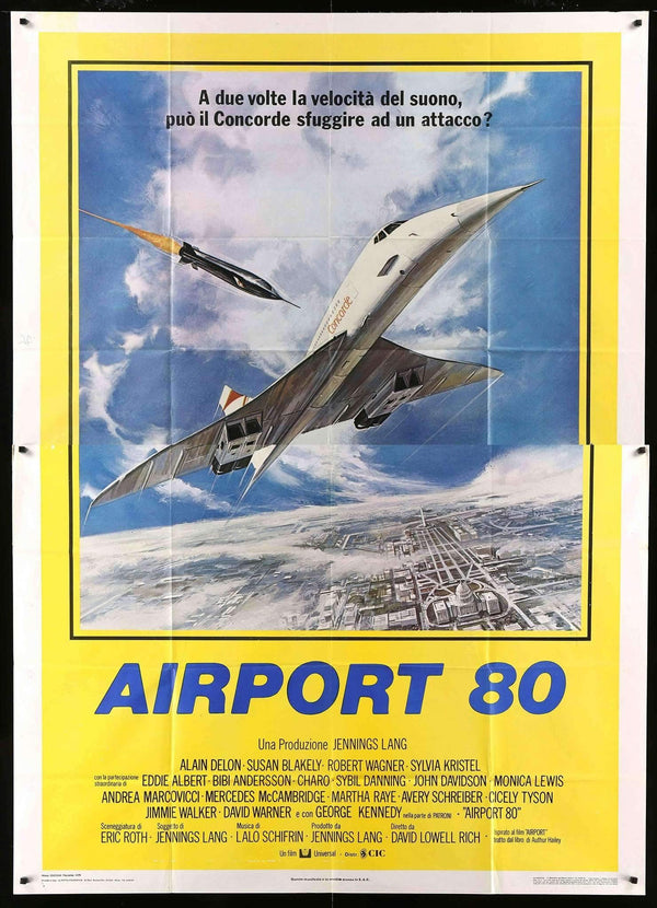 The Concorde … Airport '79