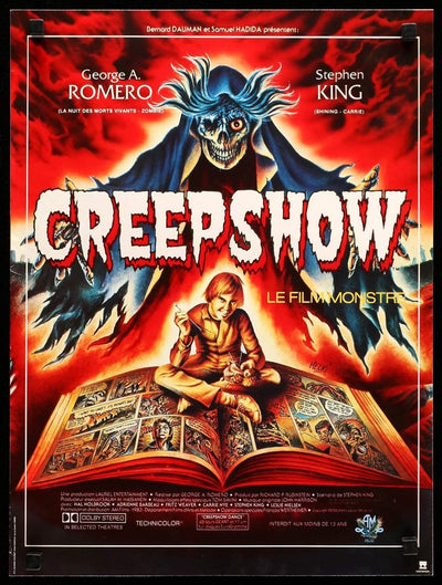 Creepshow (1982)-Original Film Art - Vintage Movie Posters
