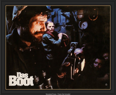 Das Boot (1981) Movie Poster - Original Film Art - Vintage Movie Posters