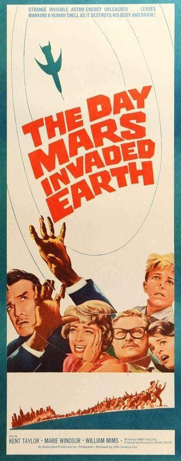 Day Mars Invaded Earth (1963)