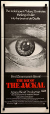 Day of the Jackal (1973)-Original Film Art - Vintage Movie Posters