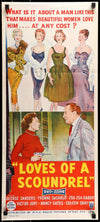 Death of a Scoundrel (1956)-Original Film Art - Vintage Movie Posters