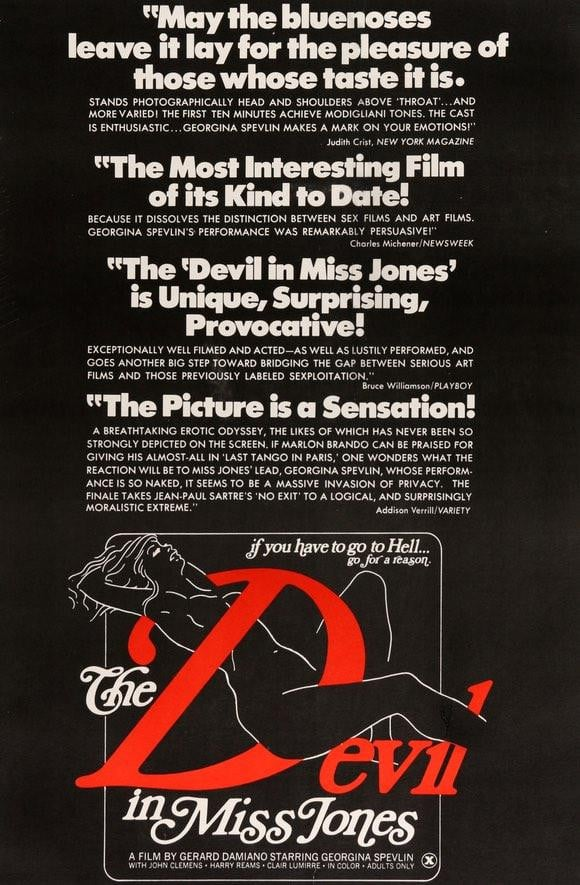 Devil in Miss Jones (1973)