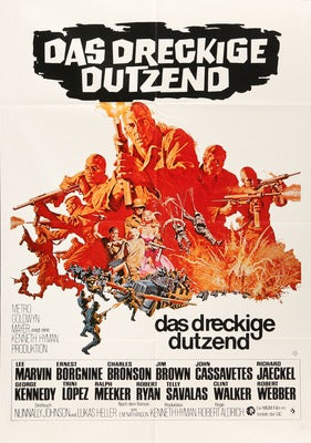 Dirty Dozen (1967)