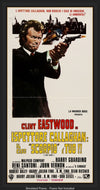 Dirty Harry (1971) Movie Poster - Original Film Art - Vintage Movie Posters