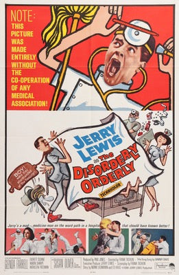 Disorderly Orderly (1965)