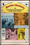 Movie Poster - Doctor Dolittle (1967)  - Original Film Art - Vintage Movie Posters