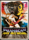 Dreamscape (1984)-Original Film Art - Vintage Movie Posters