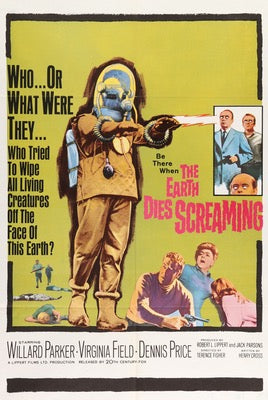 Earth Dies Screaming (1964)