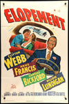 Elopement (1951)-Original Film Art - Vintage Movie Posters