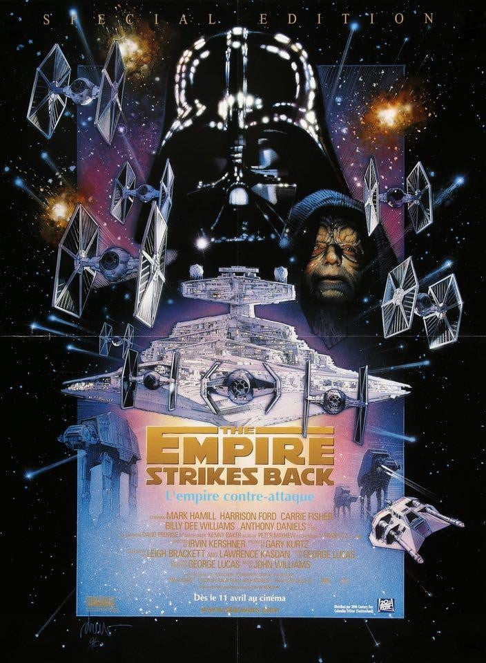 Empire Strikes Back (1980)