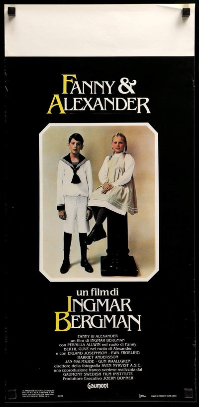 Fanny and Alexander (1982)-Original Film Art - Vintage Movie Posters