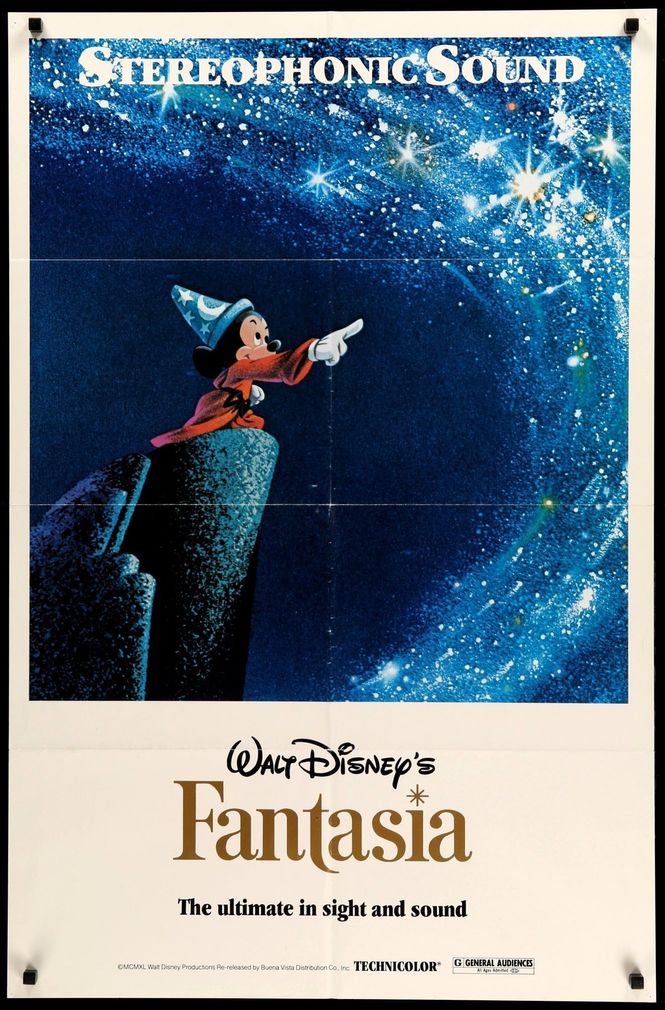 Image result for fantasia poster 1940
