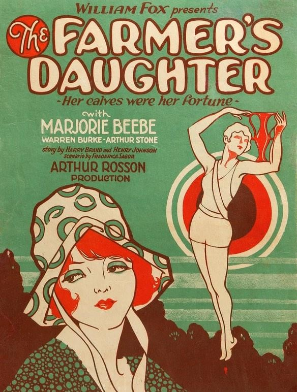 Farmer's Daughter (1928)
