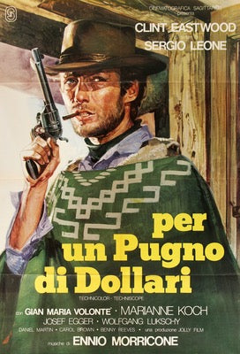 Fistful of Dollars (1964)