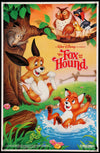Fox and the Hound (1981)-Original Film Art - Vintage Movie Posters