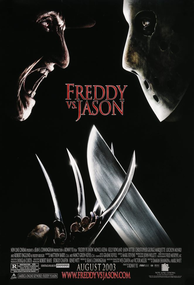 Freddy Versus Jason (2003)