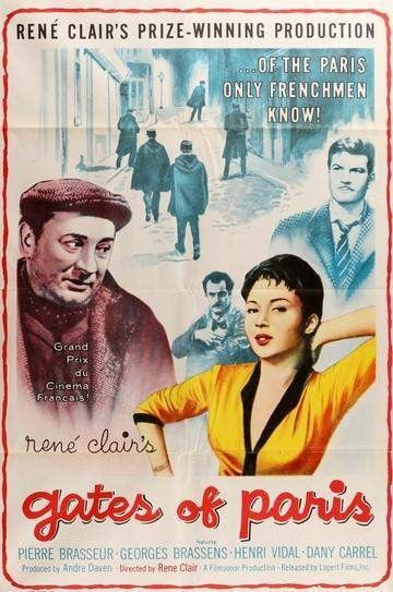 Gates of Paris (1957)