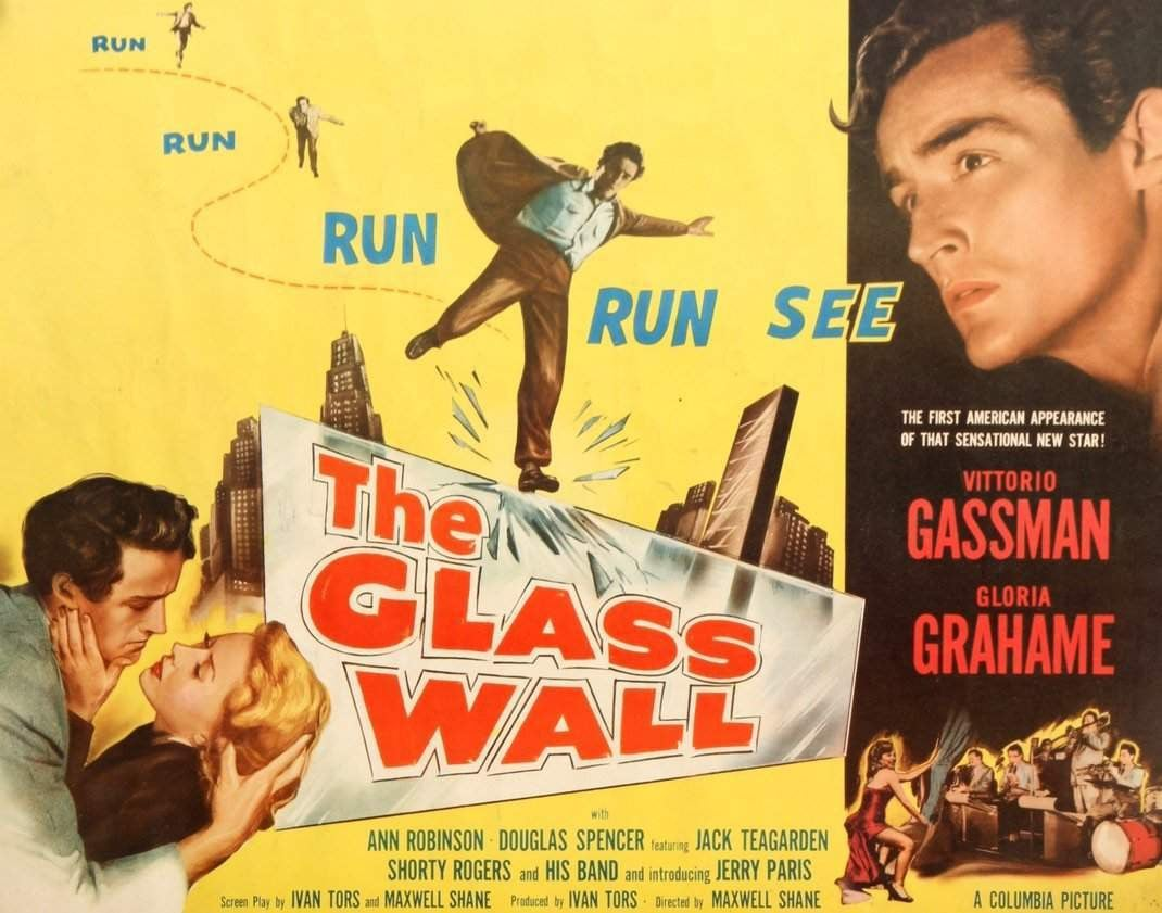 Glass Wall (1953)