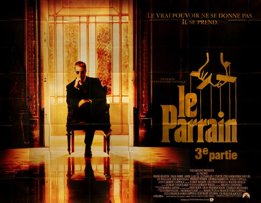 Godfather: Part III (1990)
