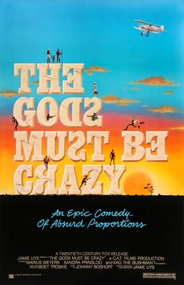Gods Must Be Crazy (1980)