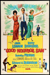 Good Neighbor Sam (1964)-Original Film Art - Vintage Movie Posters