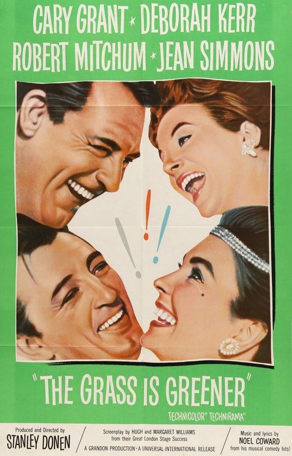 Grass Is Greener (1961)