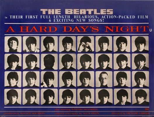 Hard Day's Night (1964)