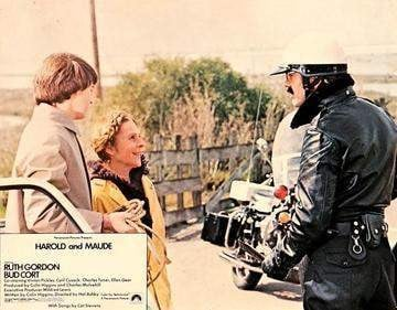 Harold and Maude (1971) Lobby Card