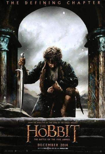 Hobbit: The Battle of the Five Armies (2014)