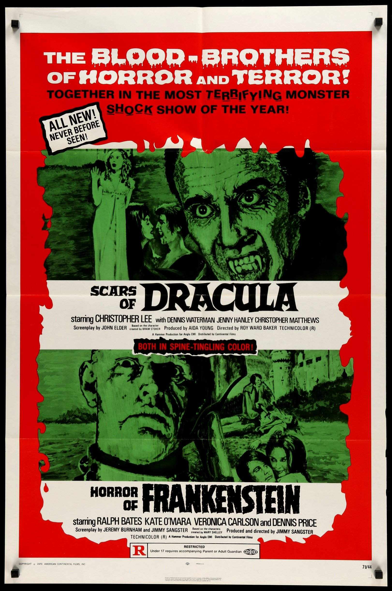 scars of dracula movie