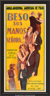 I Kiss Your Hand, Madame (1929)-Original Film Art - Vintage Movie Posters