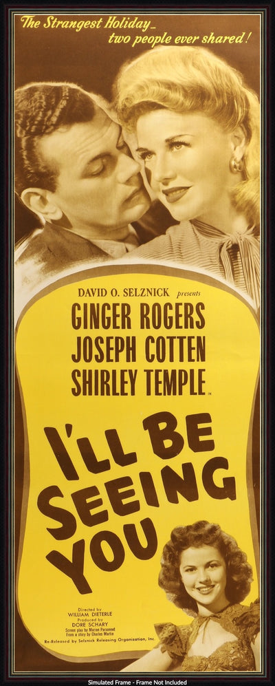 I'll Be Seeing You (1944)-Original Film Art - Vintage Movie Posters
