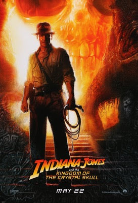 Indiana Jones & The Kingdom Of The Crystal Skull (2008)