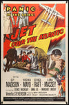 Jet Over the Atlantic (1959)-Original Film Art - Vintage Movie Posters